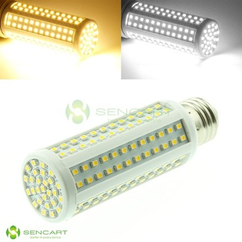 E27 12W 171-LED 6000~6500K 684~855LM White/Warm white Light Bulb (AC 85~265V)