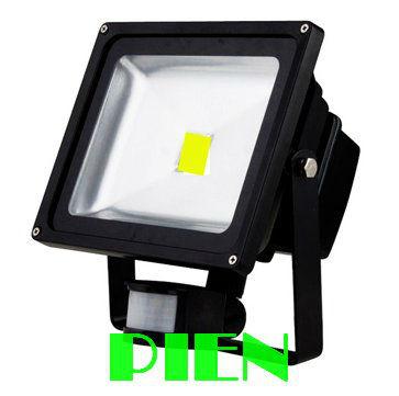12 Volt 50W LED FLoodlight PIR sensor Outdoor wal lighting