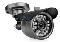 2014 New 1/3 Sony CCD Sensor Infrared Night Vision Mini Bullet CCTV Camera 700TVL Low illumination Micro Camera  Free Shipping