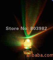 Christmas tree led RGB fast flashing 5mm led lamp bulb(7-color changing)