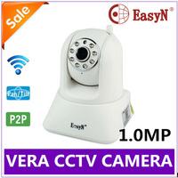 Plug and Play EasyN Wireless WiFi IP Camera CMOS Security IR Cut H.264,M-JPEG Camera IP Wireless Free Shipping