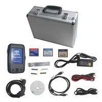 Best Selling IT2 Toyota Intelligent Tester II,Denso Diagnostic for toyota V2013.10 Free Shipping