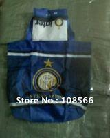 inter milan fc  foldable street shopping bag / travel storage bag