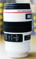 Free shipping New Arrival (white) Camera Lens Mug /Coffe Cup Travel Camera Lens EF 100/ Promotional Gfit Free shipping A0007(China (Mainland))