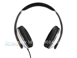 Free shipping 2012 ship by EMS dre for fashion popular white studio headphone top quality(China (Mainland))