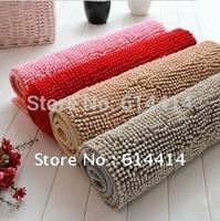 floor mat bath mat area rug entrance mat with four available color 40*60cm free ship
