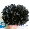 big flower hijab clip silk hair claw flower khaleeji volumizer fascinators 16cm hair flower ornaments 36pcs/lot