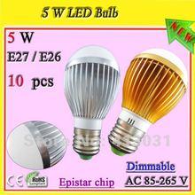 popular e27 dimmable led bulb