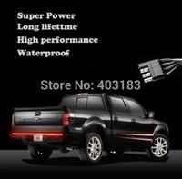 12V LED tailgate light with 60pcs Red &30pcs white LED for car and truck