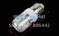 Free Shipping 5pcs/Lot New E27 SMD3528 48 LED Light Bulb Lamp Warm White 200-240V 4409