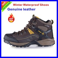 Watch! 2012 fashion Rax hiking shoes winter mens leather mountain boots rock shoes outdoor climbing shoes  free shipping