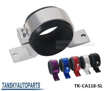 Tansky - Single Fuel Pump Bracket with good quality 60MM  Default color is Sliver TK-CA118-SL