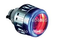 G5 HID projector lens with Ballast Bixenon Hight Low light kit Angel Eyes Devil Eyes 8000K 6000K 4300K 9005 9004 H1 H4 H7