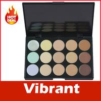 New Professional 15 Concealer Camouflage Makeup Palette