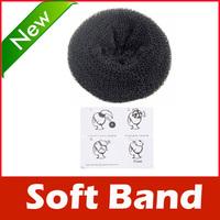 New Bun Former Donut Maker Hair Styling Tool Soft Band