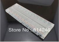 Free shIpping  2pcs Quality transparent breadboard long bread board 165 x 55mm