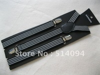 Free shipping multicolour Streak strap 2.5cm elastic strap  restore ancient ways suspender  wholesale