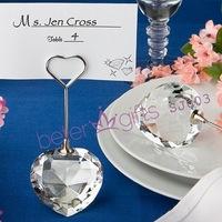 Free Shipping 50pcs Wedding Reception Favors SJ003 Unique Place holder