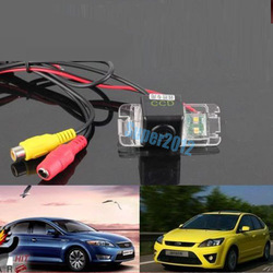 Special Car Camera FOR Car rearview camera for Ford Mondeo Focus (2 cage) HD CCD free shipping(China (Mainland))