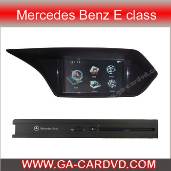 Special Car DVD player  for Mercedes Benz E class after 2009 W212  ( GA-7113)