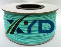 Makerbot/reprap/mendel/UP 3D printer  ABS Luminous Blue 1.75mm 1kg(2.2lb) filaments