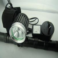 3x CREE XML XM-L T6 LED 6000 Lumens Front Head Mount  Cycling Bike Bicycle Light Lamp HeadLamp HeadLight