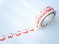 1627 new patterns china wholesaleTape rice paper japanese masking adhesive triangle rose DIY Free shipping 85pcs/lot