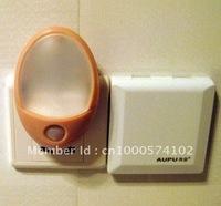 5 Pcs/Lot  LED Sensor Alarm Human Body Induction Lamp Socket AC220v 50HZ Infrared Sensor LED Auto Induction Lamp Night Light