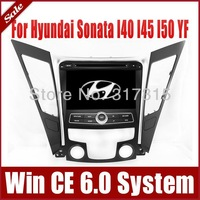 "8"" Car Radio Car DVD Player for Hyundai Sonata I40 I45 I50 YF 2011-2013 w/ GPS Navigation Bluetooth TV SD 3G CAN Bus Auto Stereo"