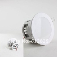 TH28 85V-265V  led square downlight 12W 12LED 1080 Lumens Warm White/White Downlight led decoration Mall free