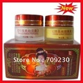D686 100% natural herbal lulanjina cream whitening and  freckles removing cream set  2012