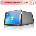 Cheap 10 inch Intel N570 Hedy Winpad P200 Tablet PC Win 7 Dual Core 1.66GHz 32GB Bluetooth and 3G Option(China (Mainland))