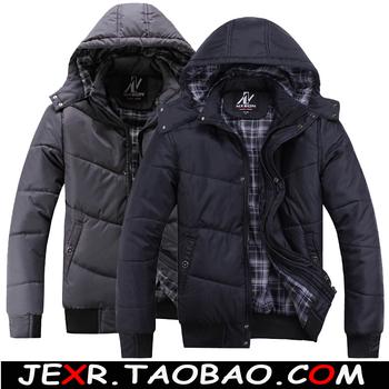 2013 new fashionwinter men's parka down jackets and coats,original brand goose splicing rlx coats men free shipping