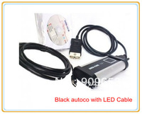 100% Quality A+ Black Autoco CDP Pro Plus+ CAR+TRUCK+Generic 3 in 1 with 8car cable