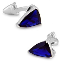 Plated with platinum AAA zircon cufflinks men's Cuff Links + Free Shipping !!! gift metal buttons