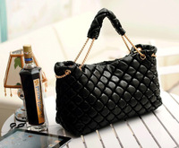 Drop/Free shipping  2013 new designer handbag  punk style shoulder bag tote bag women handbags wholesale/reatail