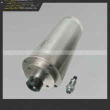 4.5kw  125 diameter engraving machine spindle,engraving spindle,spindle motor for cnc