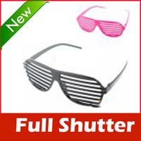 Full Shutter Glasses Shades Sunglasses Club Party Gift