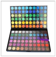 120 Full Color Eyeshadow Makeup Palette Gift + Free Shipping