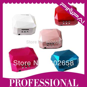 Free Shipping (1PCS/Lot) 18W LED Nail UV  Curving Lamp  Both For UV Gel And Led UV Gel