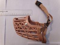 size 5  dog mask  Sanjin high quality plastic dog muzzle dog mask measurement of pet products sml