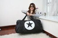 Free shipping! High quality but cheap large capacity nylon big travel bag,tote bag