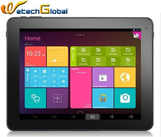 PIPO Max M1 PRO Quad Core RK3188 Tablet PC 9.7 inch 1024x768 IPS Screen Android 4.2 Bluetooth HDMI OTG 16GB ROM