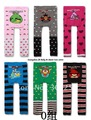 O group 18pcs/lot original yuelinfs baby pp pants animal pattern i love papa mama NO BUSHA!! 2012 NEWEST!!+Free shipping