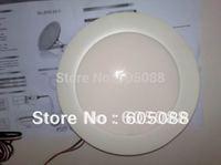 "6"" 10w SMD5050 round rgb led mini panel nightlight,colorful mini nightlight+with RF remote controller,28pcs/lot wholesale!"