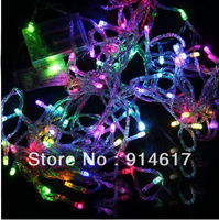 AA Battery Powered  10M 80 Led String Mini Fairy Light for Christmas Wedding Party Decoration