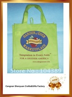PP nonwoven apple supermarket bag