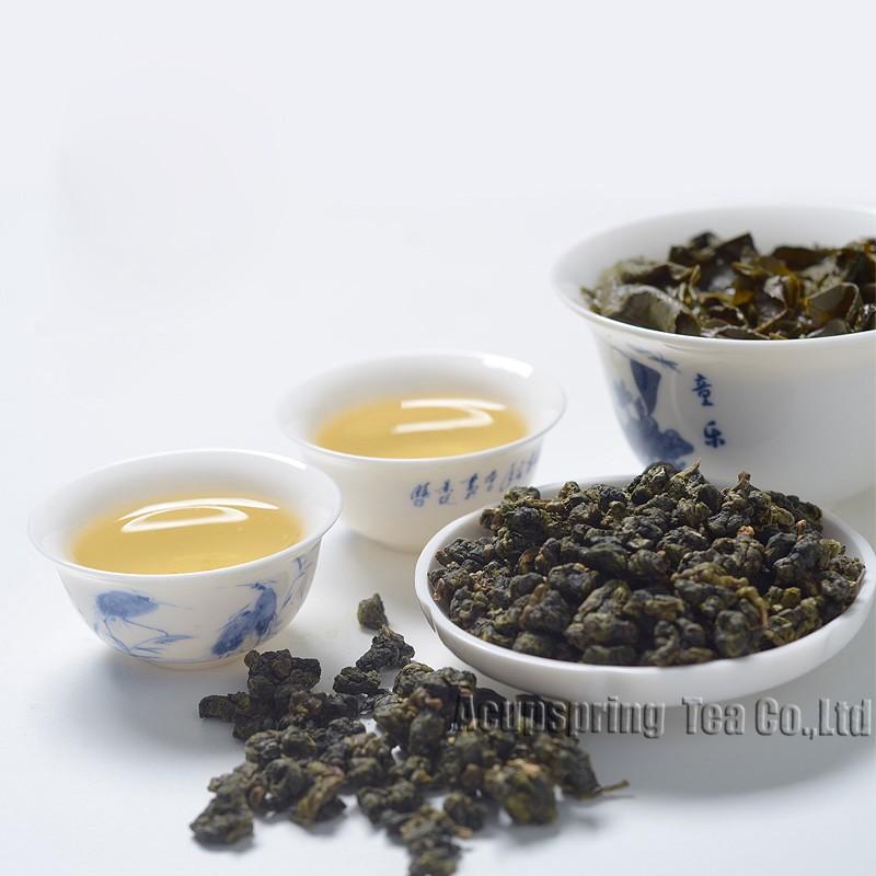 Promotion 1kg Senior Taiwan Milk Oolong Tea Alishan Mountain Jin Xuan Strong Cream Flavor Wulong Tea