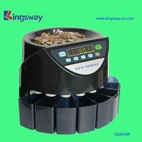 Coin sorter  KSW 550G for MEXICO version