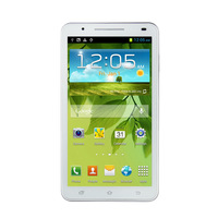 "New Star Note2 N9776 White MTK6577 Dual-core 512MB+4GB Android 4.0 6"" Screen 5MP 3G Smartphone HKpost Freeshipping"